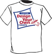 Make Your Own Shirt Design - ClipArt Best