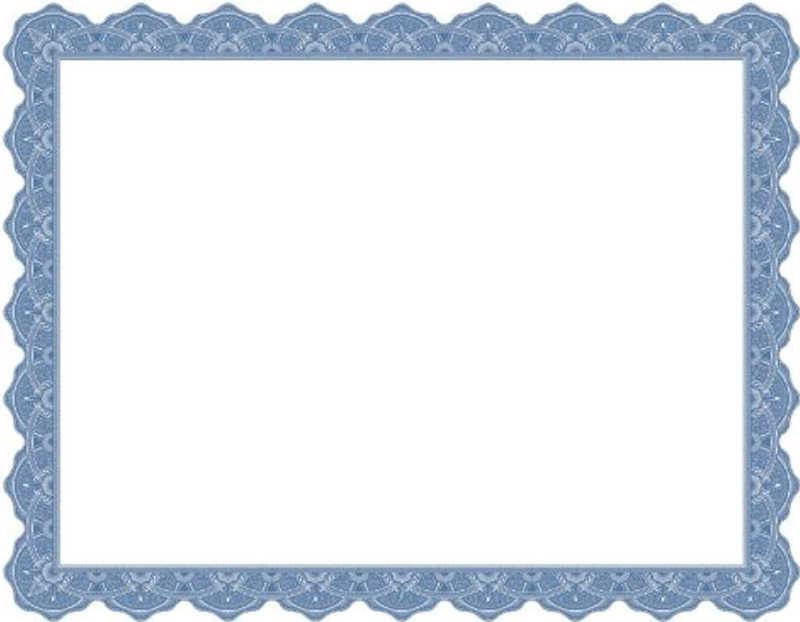 Certificate Frames - ClipArt Best