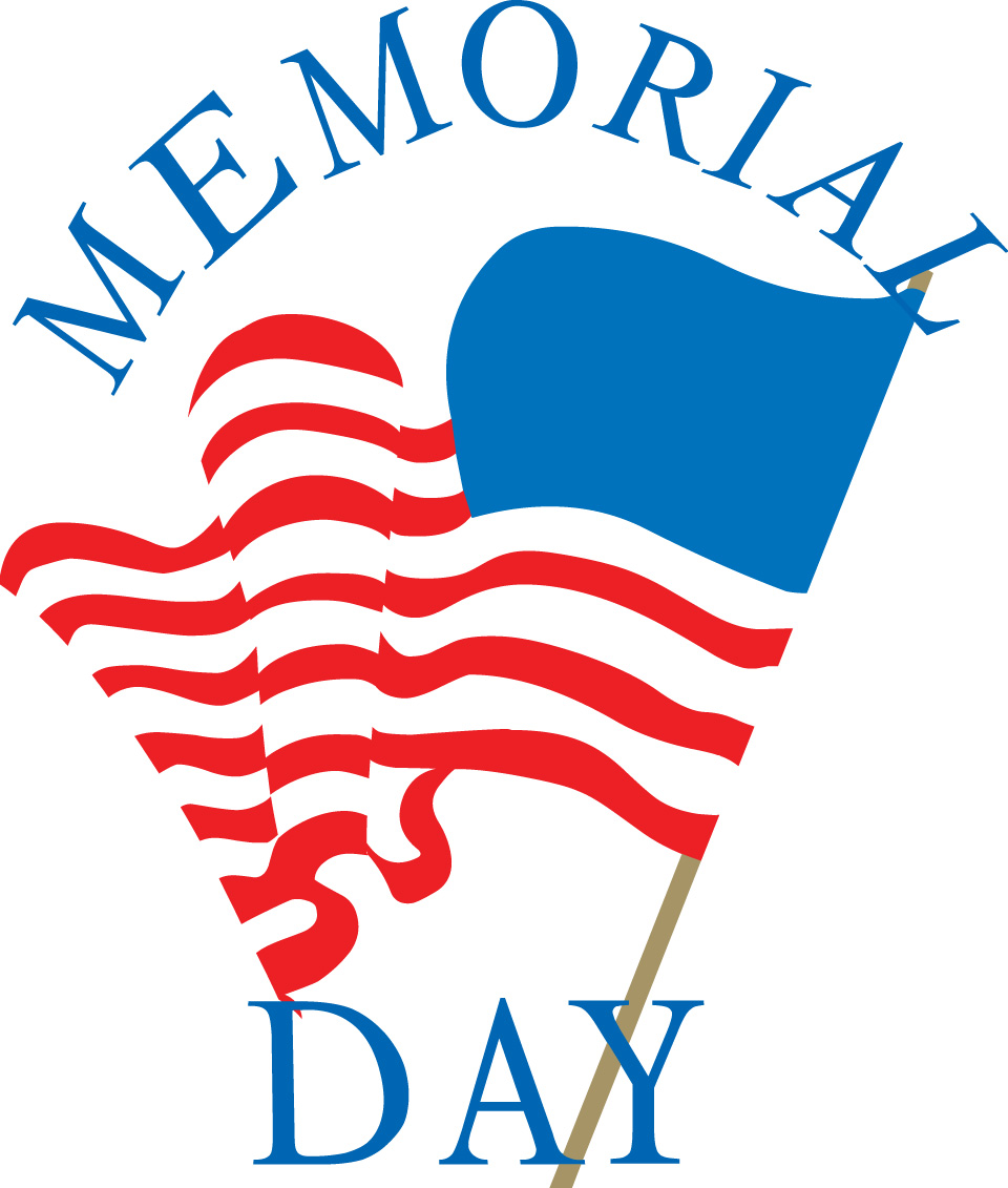 Memorial Day Clipart Black And White 22919 | DFILES