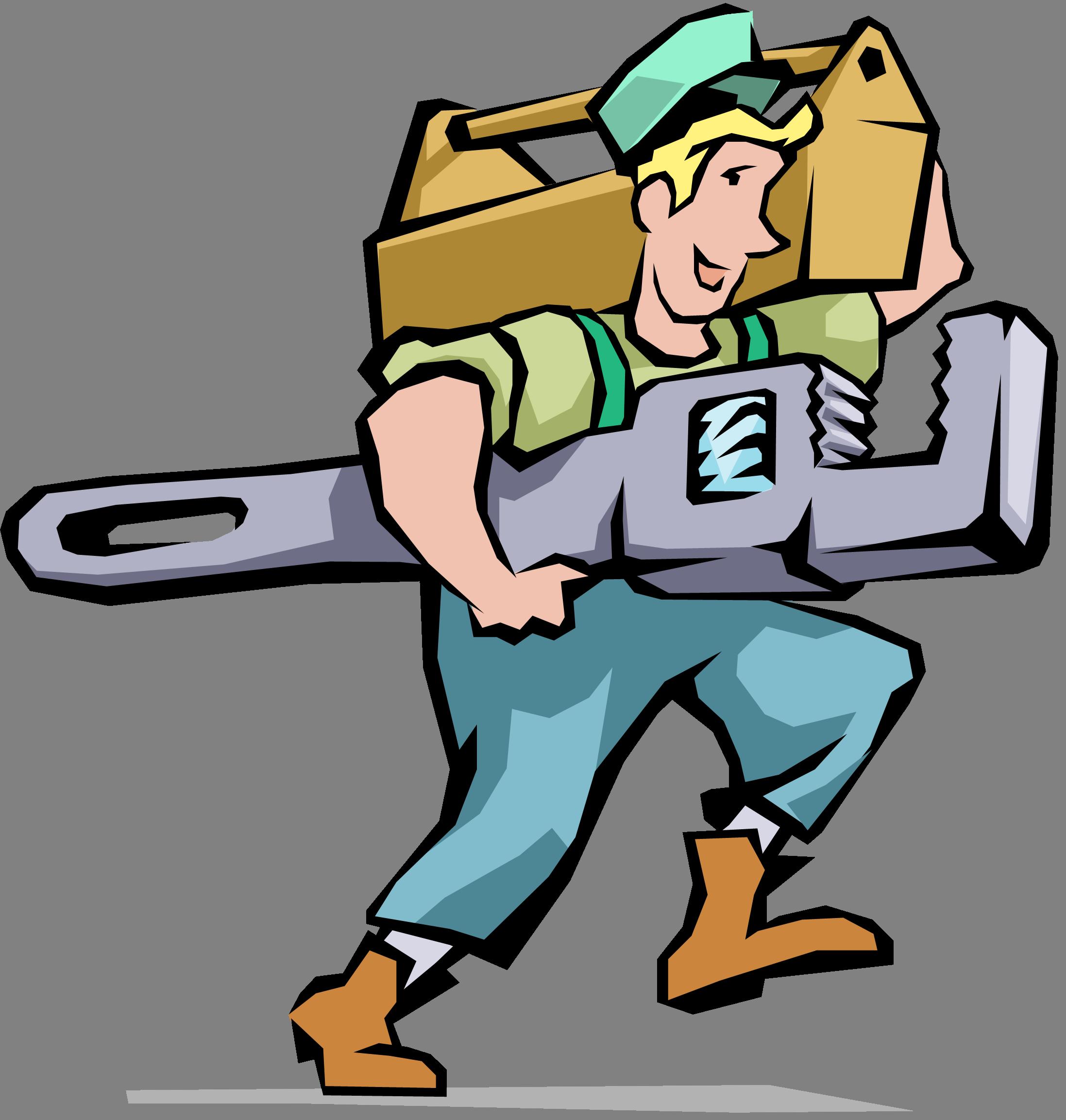 Free Handyman Clipart