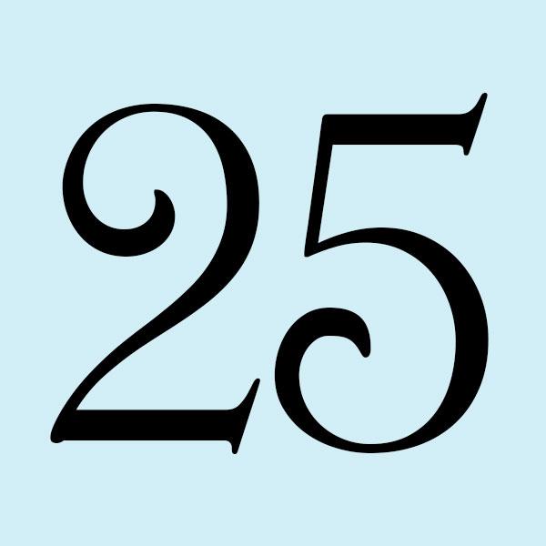 25 Wedding Anniversary - ClipArt Best