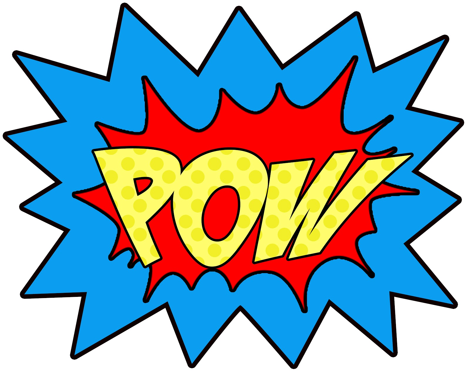 Pow Sign - ClipArt Best