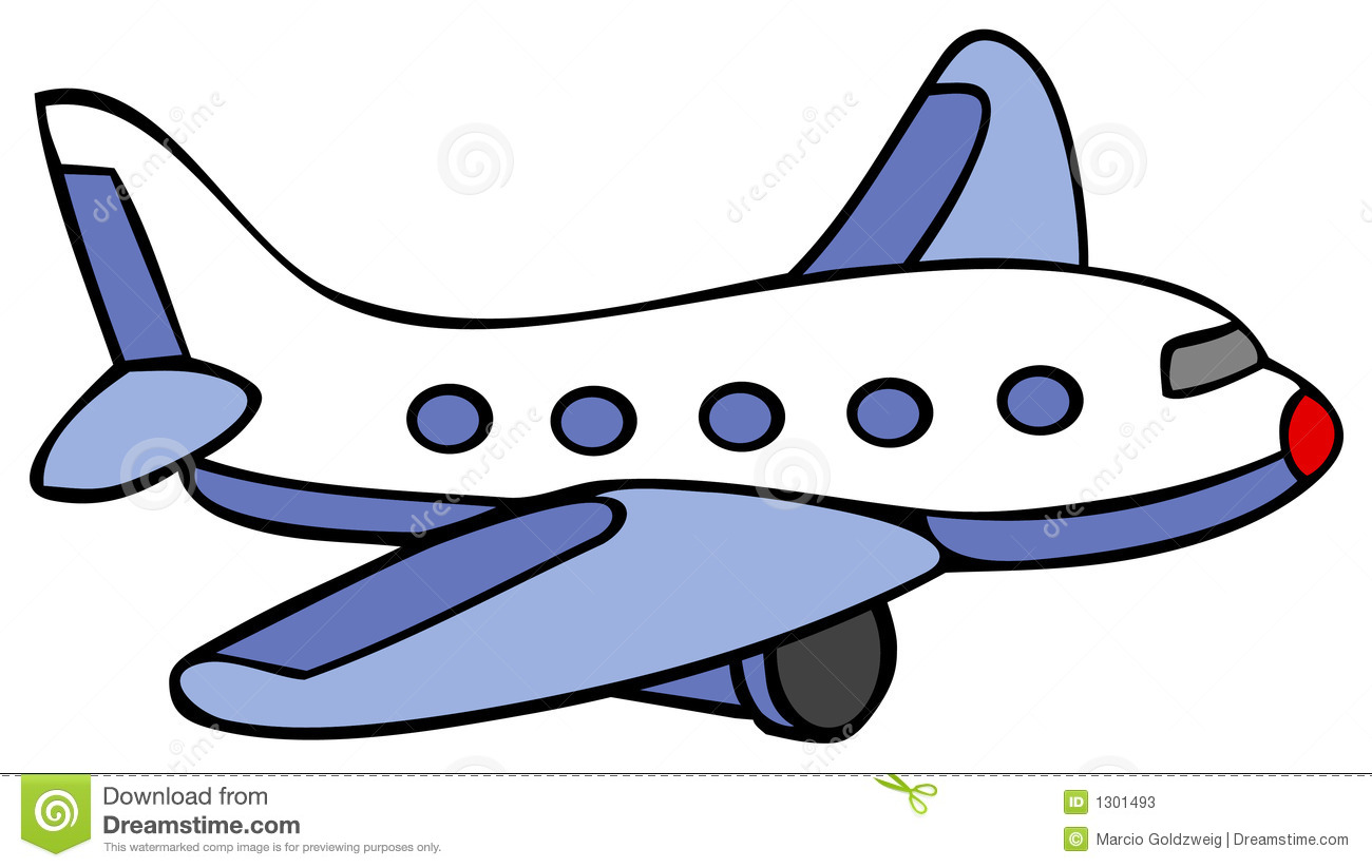 cartoon airplane clipart - photo #9