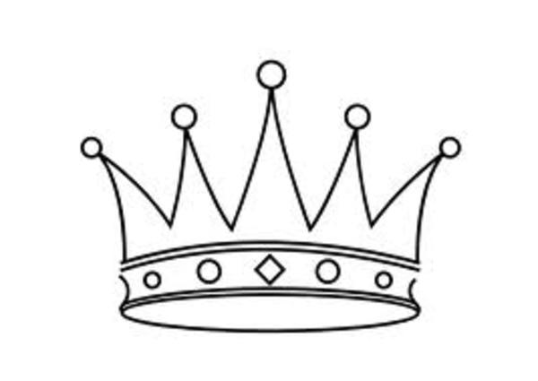 Draw Princess Tiara Clipart Best Princess Tiara Drawing