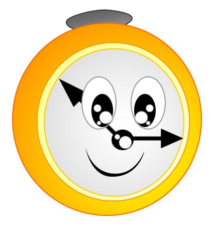 Time Clock Clip Art - ClipArt Best