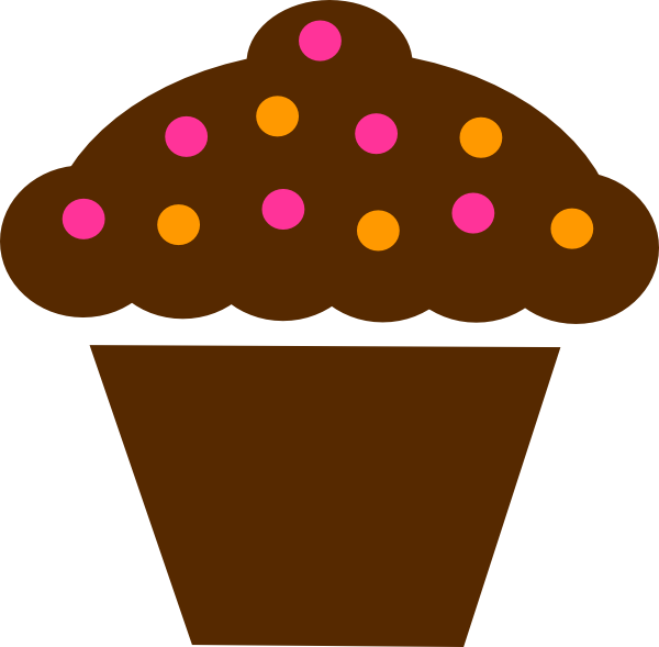 Cute Cupcake Clip Art - ClipArt Best