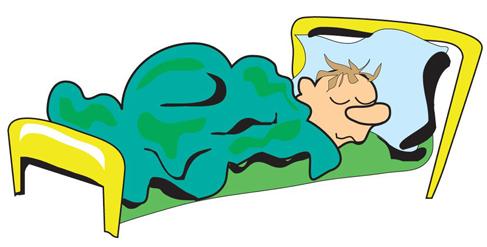 Sleeping Cartoon Clipart Best