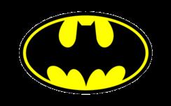 batman symbol stencil clipart best