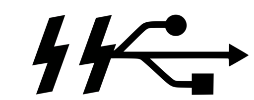 Rejected USB 3.0 SuperSpeed logos