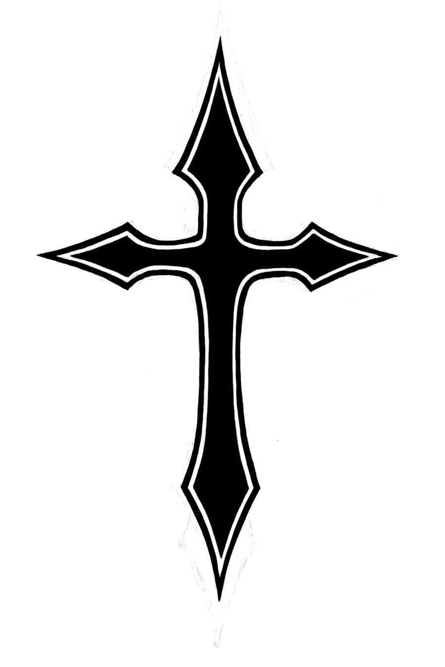 Black Cross - ClipArt Best - ClipArt Best