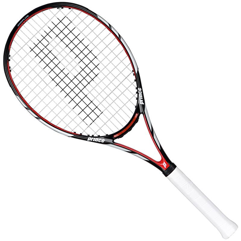 Prince Warrior 100l Esp Tennis Racket 2014 Gt Stringers