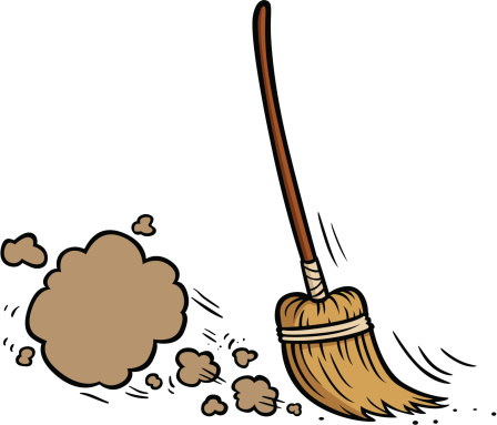 Broom Cartoon Clipart Best