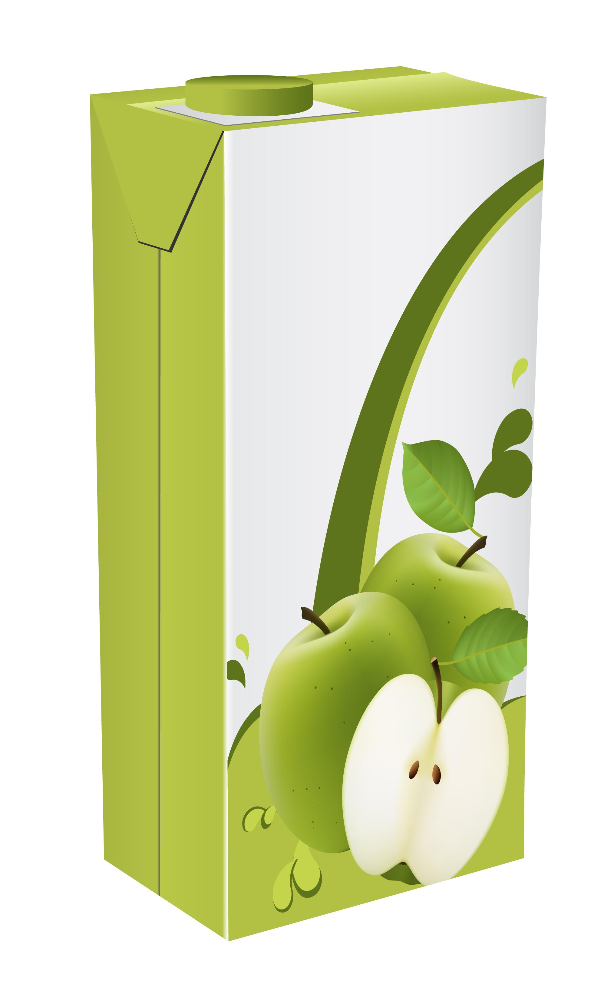 Green Juice Cartoon Apple Juice Cartoon Apple