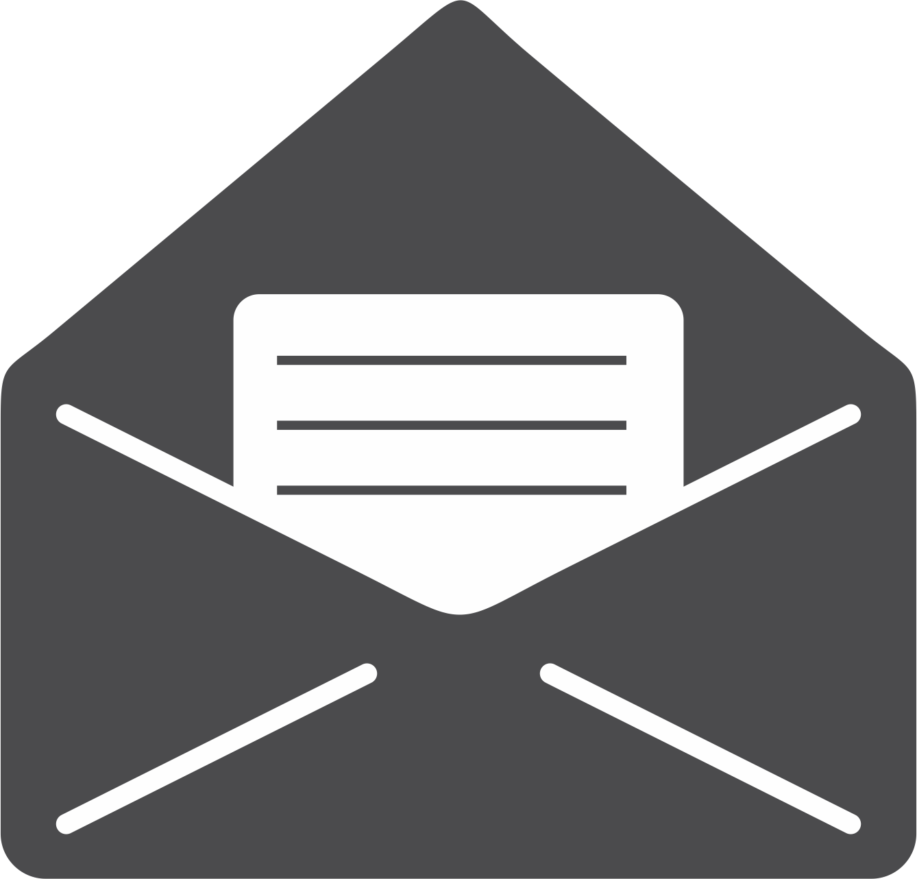 Email Icon Vector - ClipArt Best