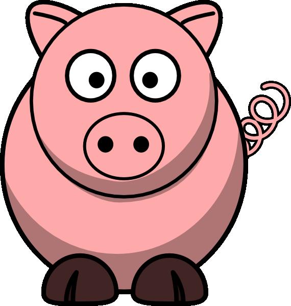 clip art funny pigs - photo #4