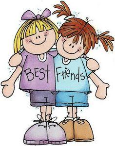 Best Friend Clipart - ClipArt Best