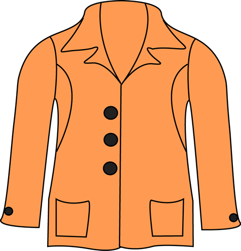 Coat Clip Art Free - ClipArt Best