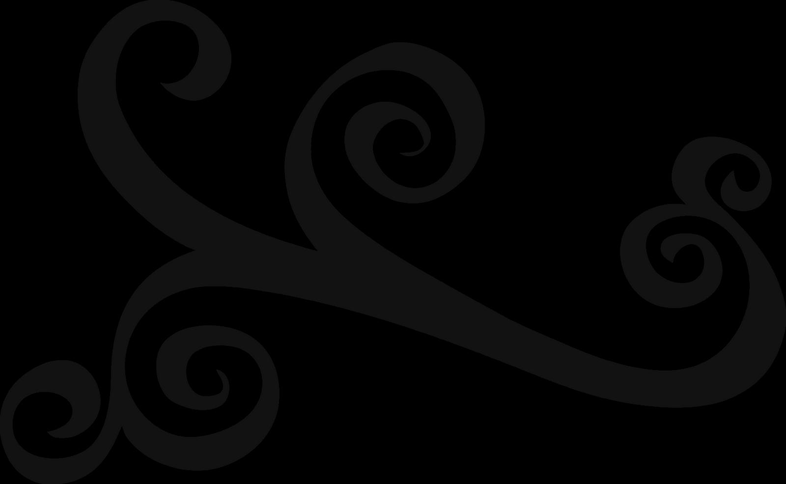 corner swirl designs clip art clipart best