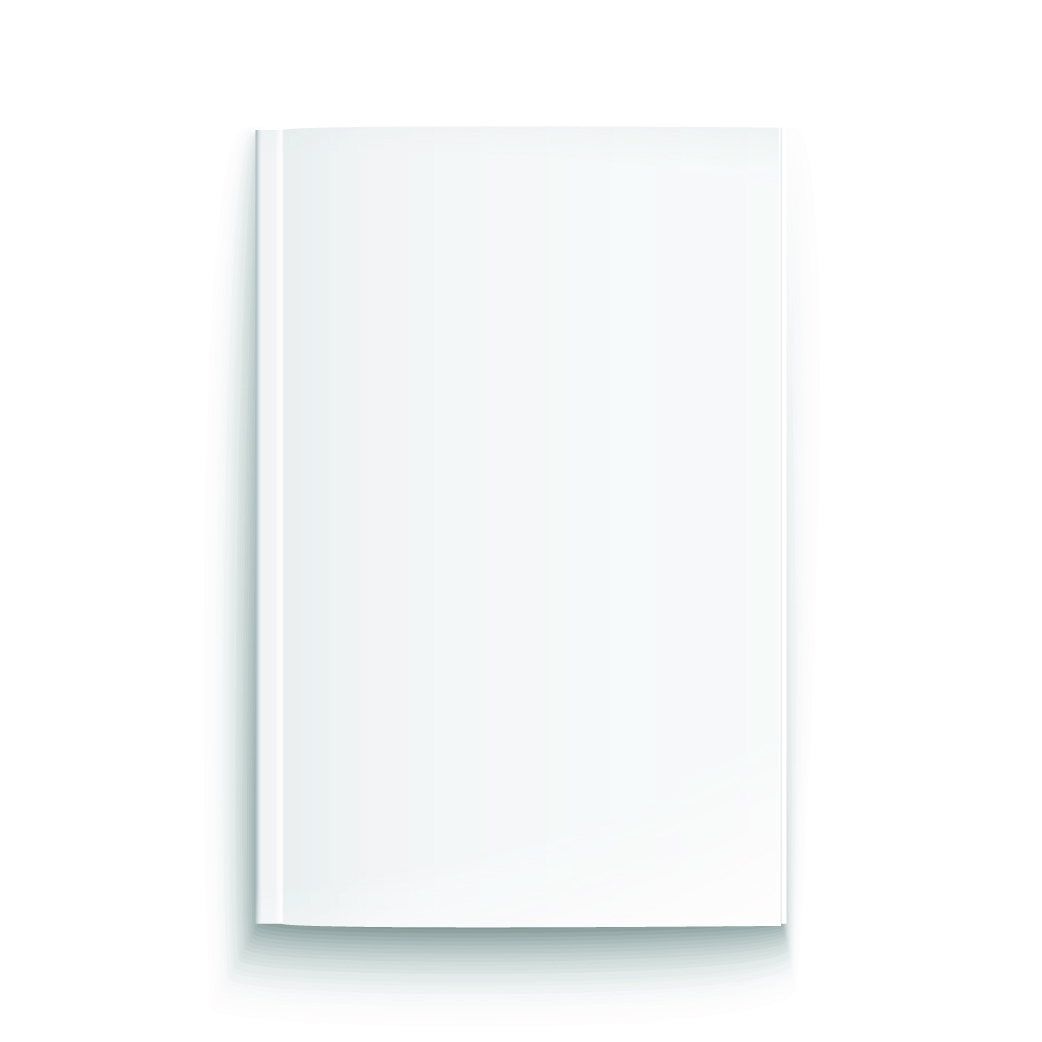 Blank Book Cover Drawing : Blank book front cover clipart best