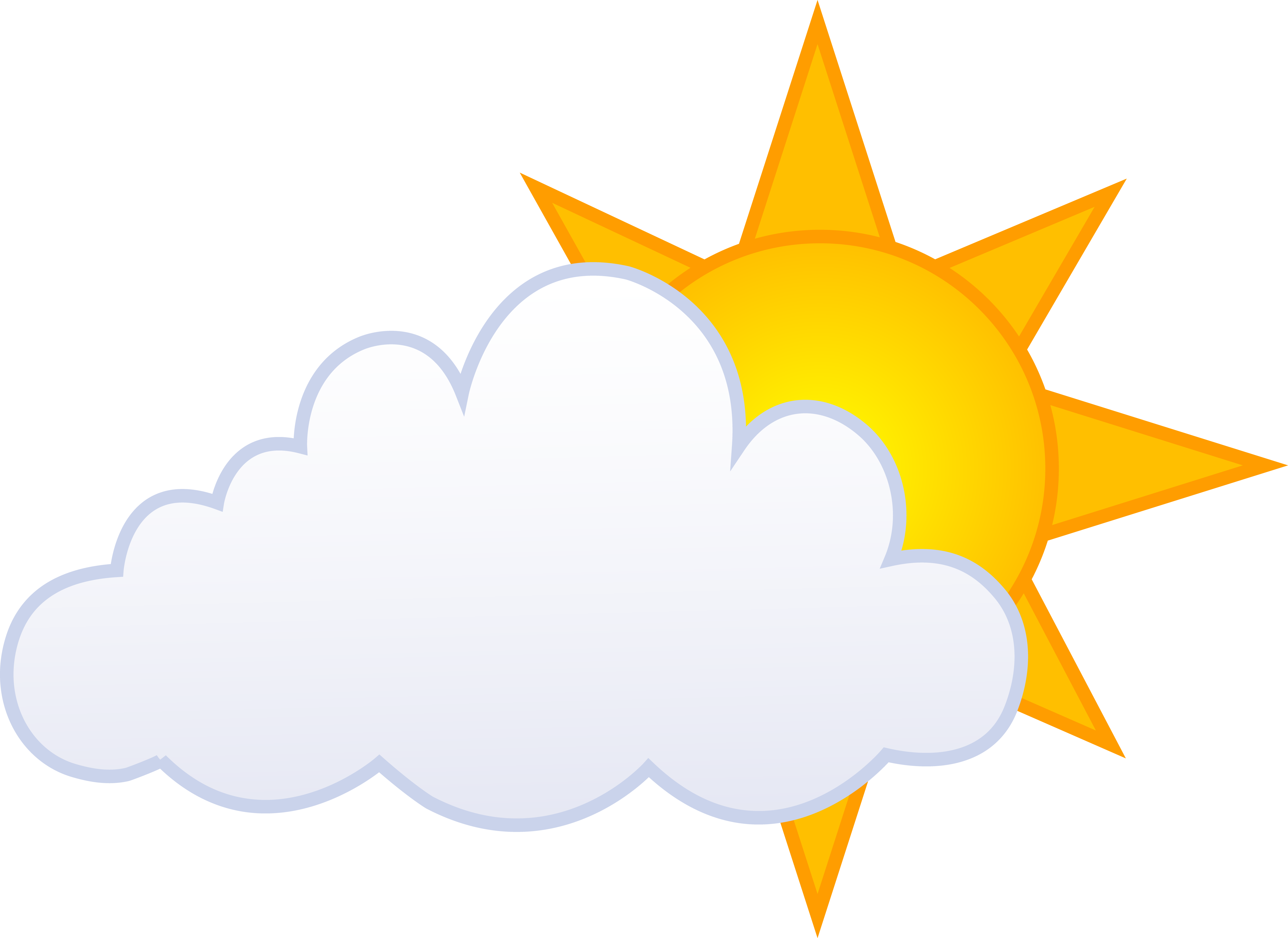 partly cloudy symbol clipart best partly cloudy weather clipart partly cloudy clip art free
