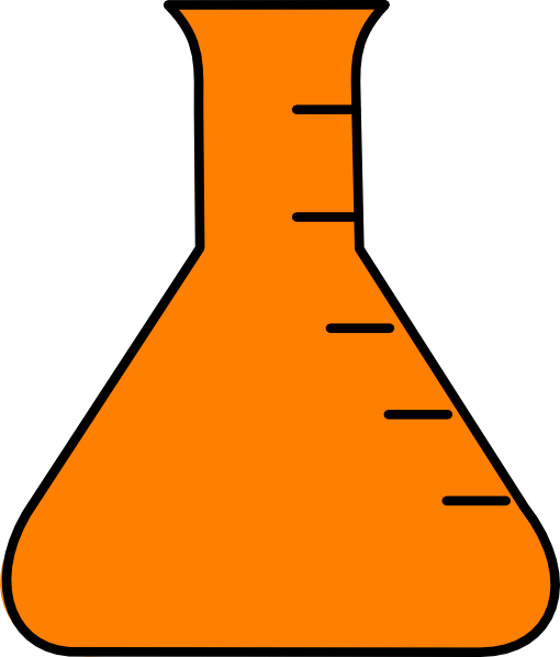 clipart test tubes and beakers - photo #39
