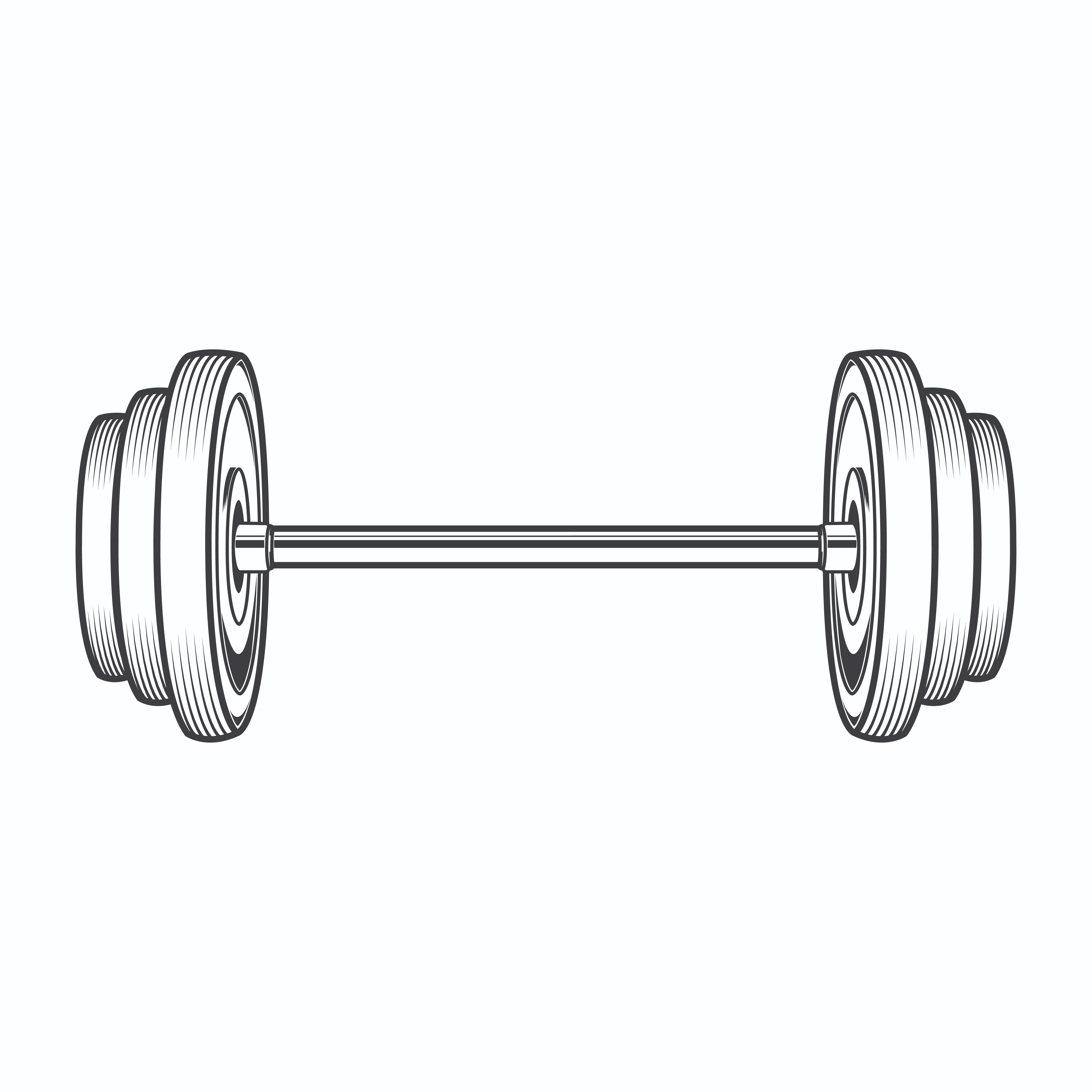 Barbell | Free Download Clip Art | Free Clip Art
