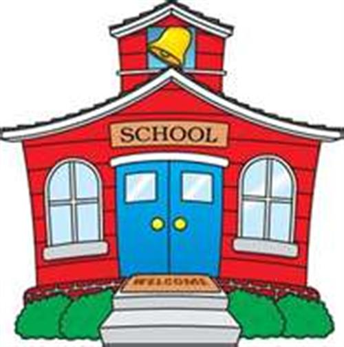 pictures of school house clipart best