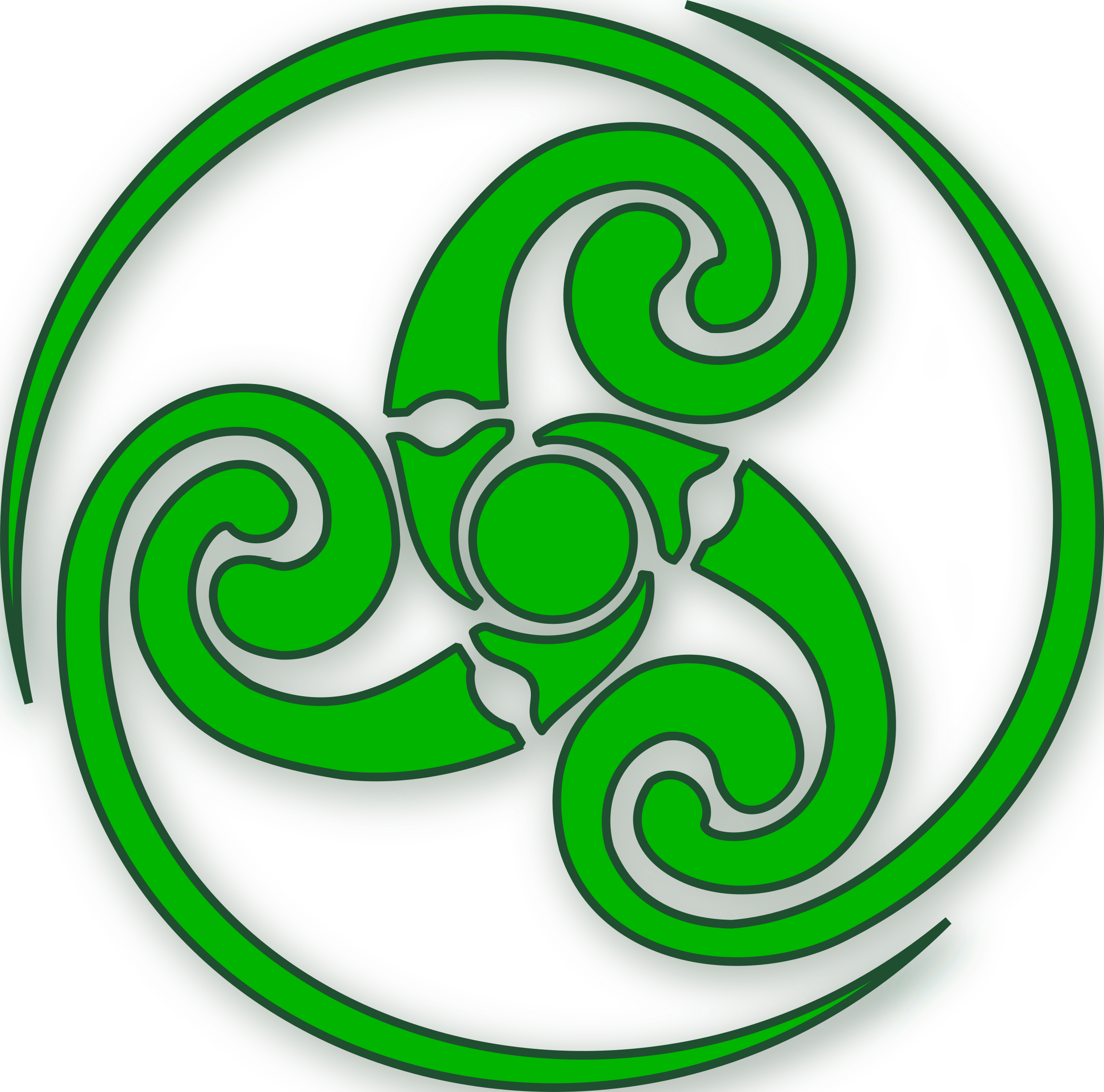 Celtic on computer symbols