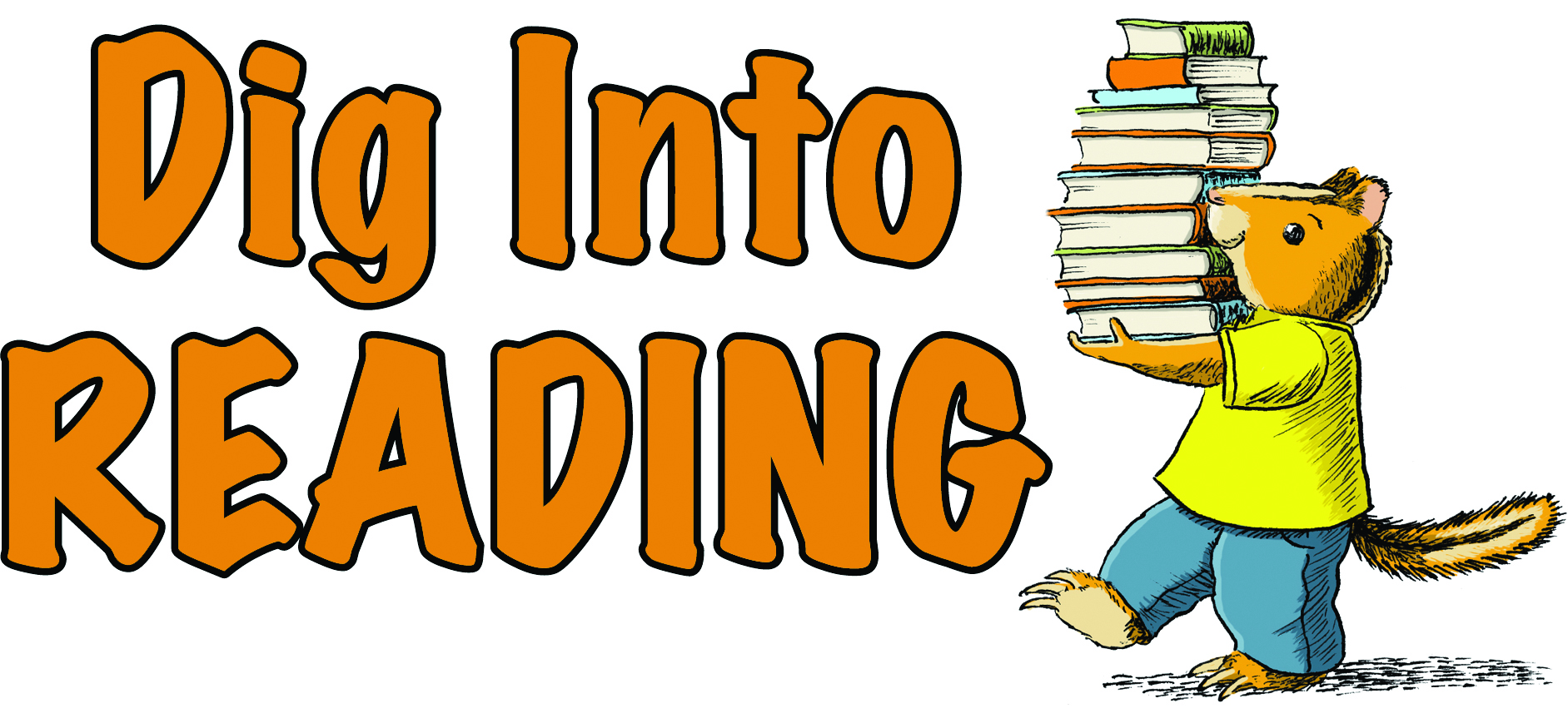 clipart of summer reading - photo #33