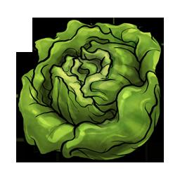 Lettuce Cartoon - ClipArt Best