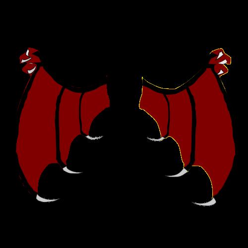 Dragon Wings Clipart Best