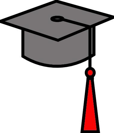 Free Download Clipart Graduation Hat - ClipArt Best