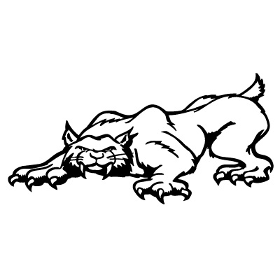 panther drawing outline - photo #15