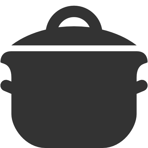 Kitchen Coking pot Icon | Icons8 Metro Style Iconset | VisualPharm
