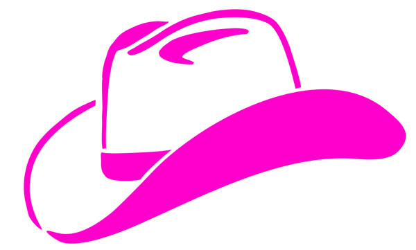 Cowgirl Hat Clipart