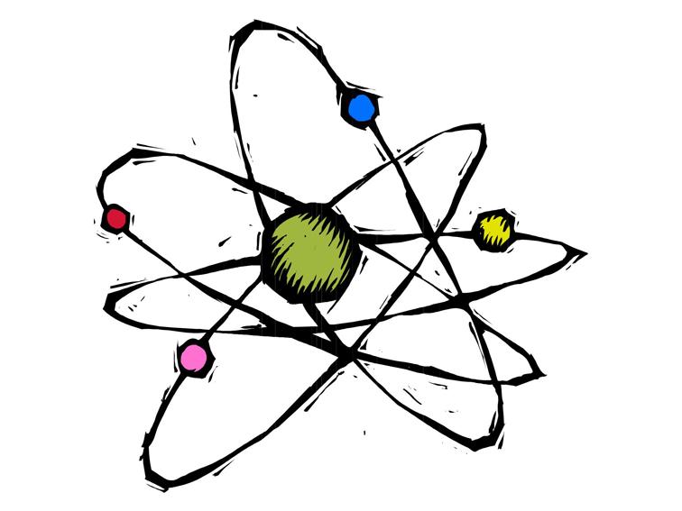 clipart atom - photo #28
