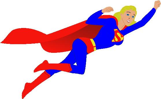 Clip Art Supergirl Clipart supergirl clipart best free download