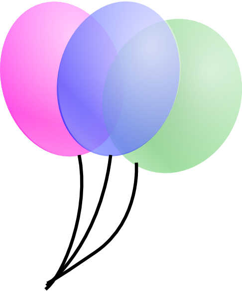 free clipart birthday balloons . Free cliparts that you can download ...
