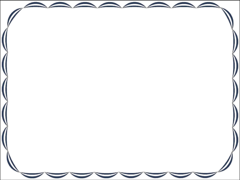 Resume borders on word – Word Borders Template