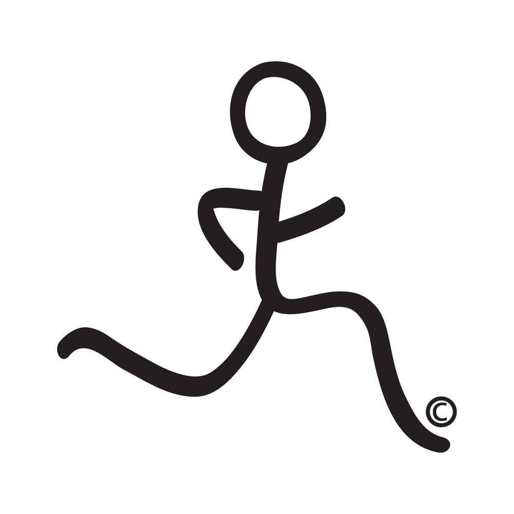 Displaying 18> Images For - Stick Man Running Clipart...