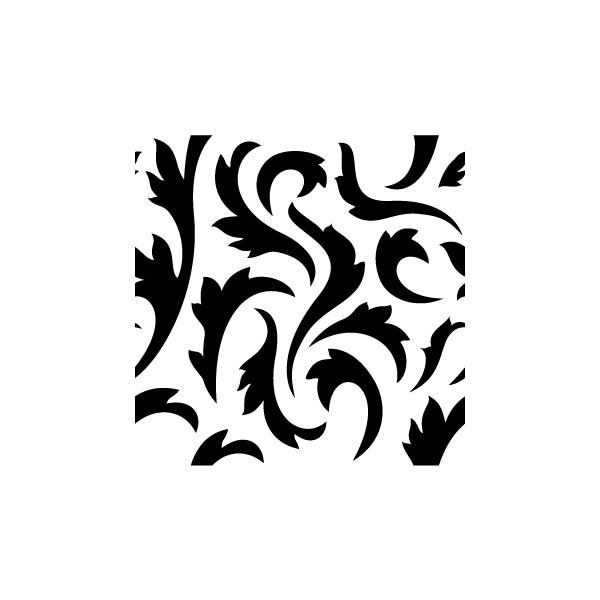 Free Printable Wall Design Stencils : Stencil pattern clipart best