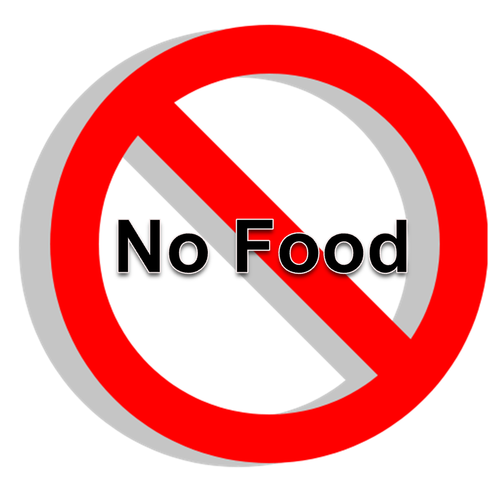 No Food Or Drink In The Computer Lab - ClipArt Best