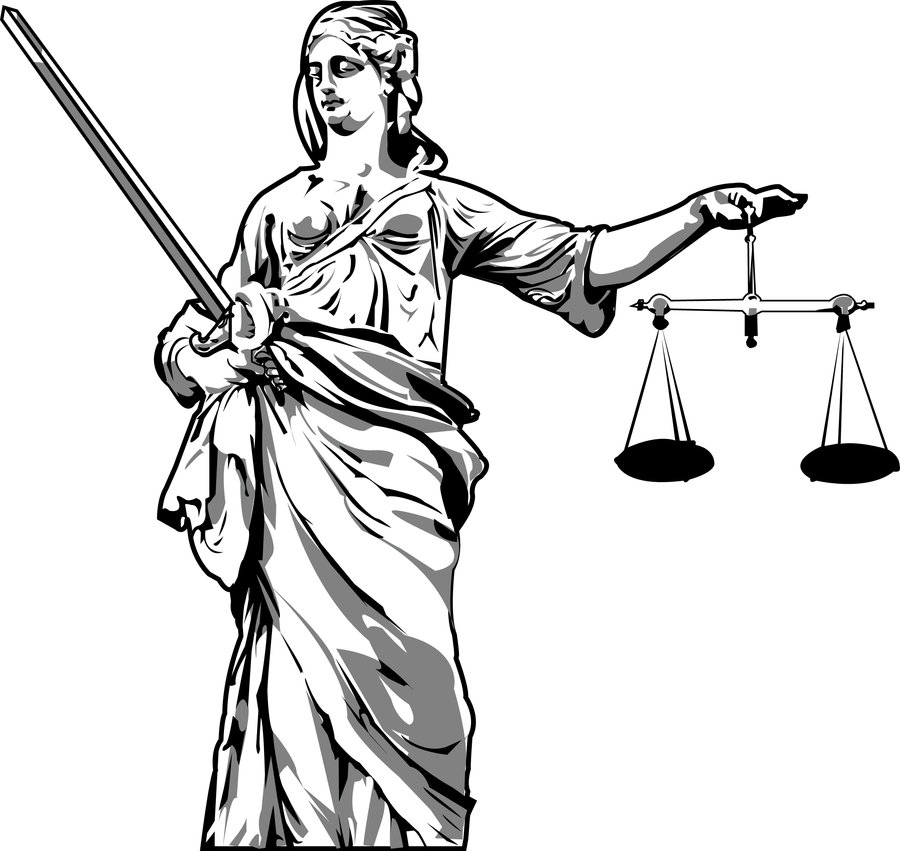 lady justice clipart best clipart best