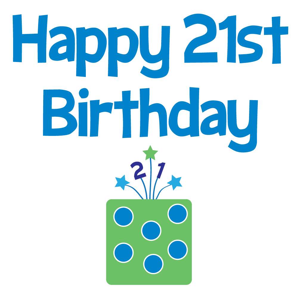 13 happy 21st birthday images . Free cliparts that you can download to ...