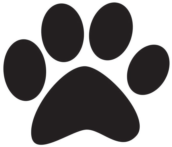 Dogs - Animals - Shapes - Stencils