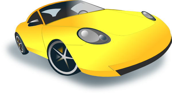 Sports Car Clipart - ClipArt Best