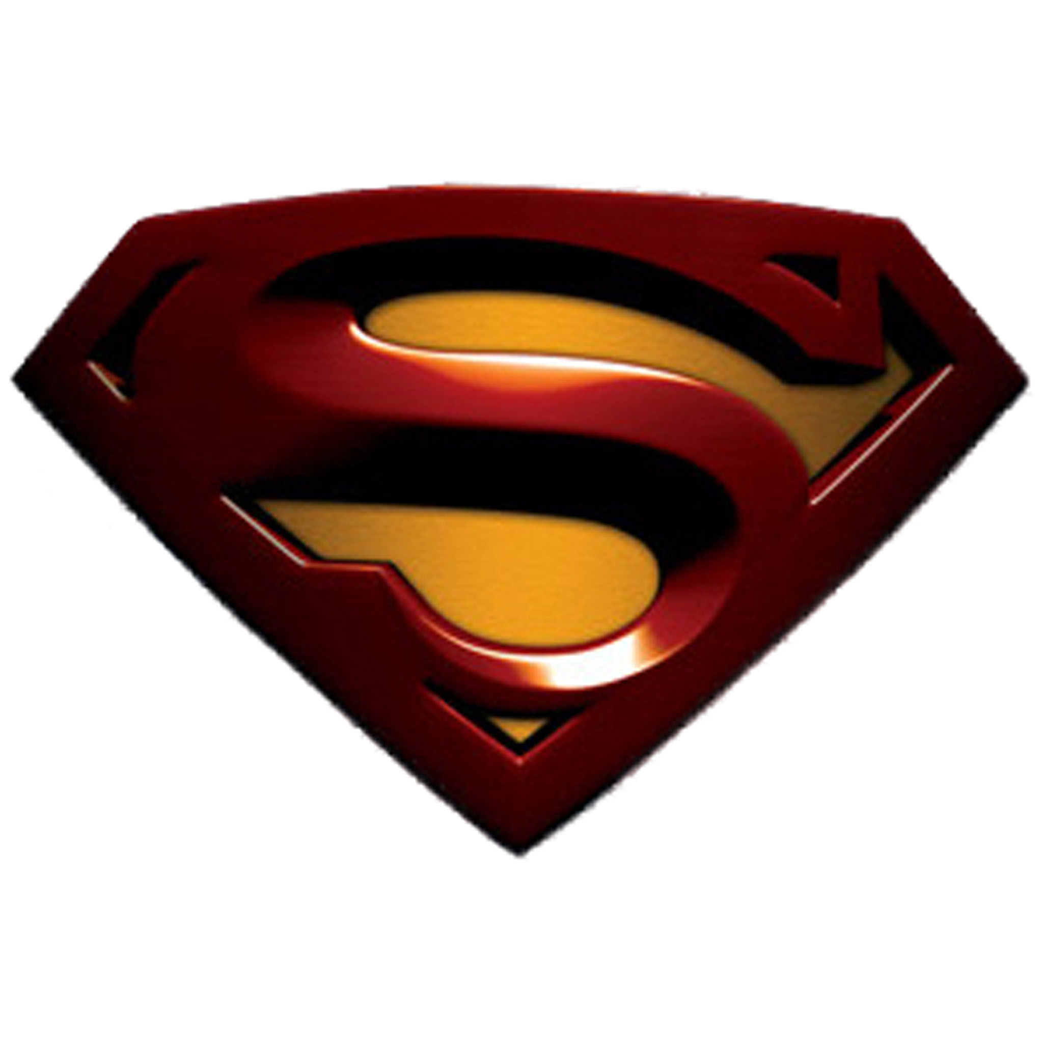 Superman Logo Black Splatter Superhero Hq Hd Wallpaper With ...