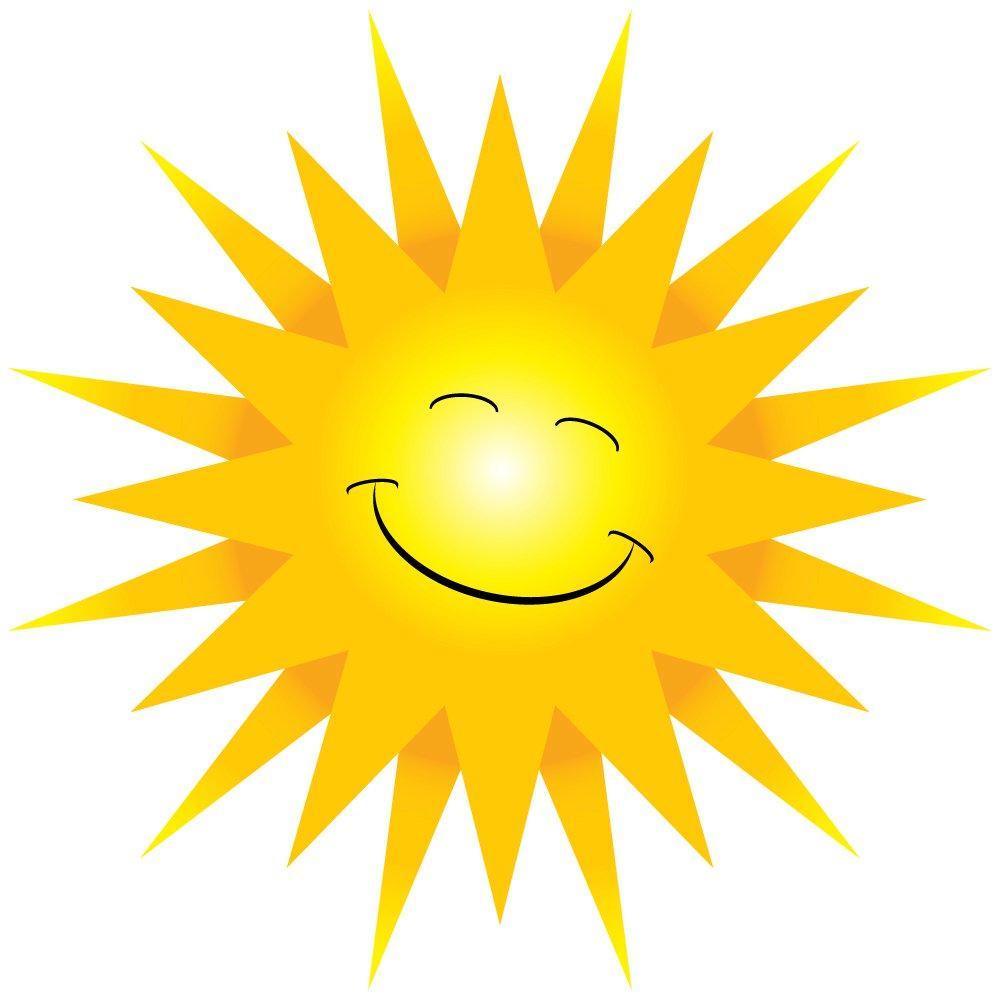 The Sun For Children - ClipArt Best