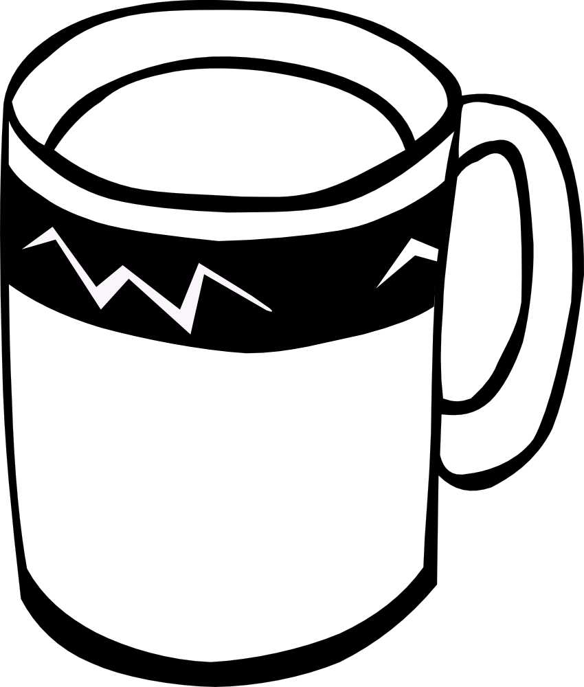 Black And White Soda Clip Art - ClipArt Best