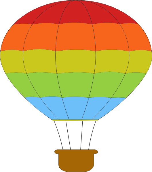 Air Balloon Cartoon - ClipArt Best